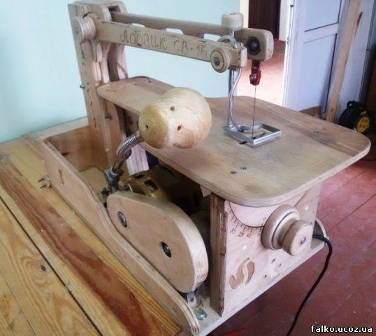 Станок из швейной машинки своими руками 34